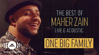 Maher Zain - One Big Family (Live & Acoustic - 2018)