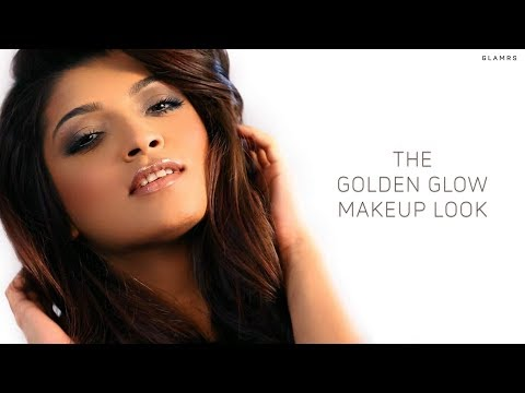 Golden Glow Beyonce Makeup Look | Summer Makeup Looks | Glamrs Classics With Pallavi Symons