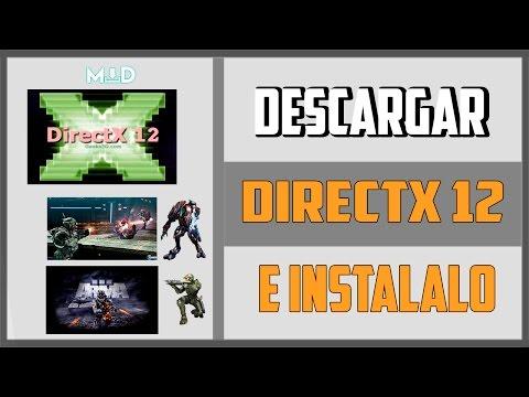 INSTALA Directx 12 FULL (Mega, Mediafire) 【1 LINK】