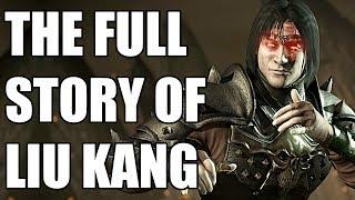 The Full Story of Liu Kang - Before You Play Mortal Kombat 11