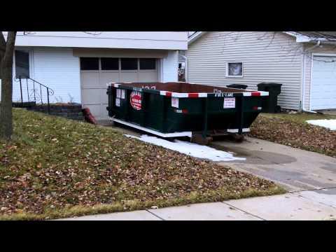 (563) 332-2555 Low More, Iowa Garbage Dumpster Rental Company