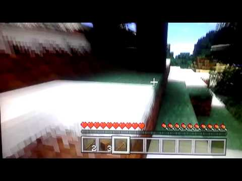 How to build a Furnace in Minecraft PS3 Edition