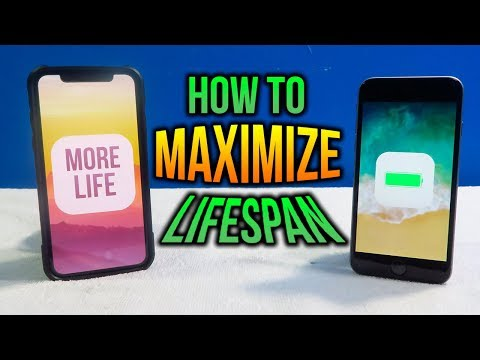 How To Maximize Your iPhone's Lifespan & Preserve Battery Capacity!