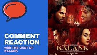 Varun, Alia , Aditya, Madhuri react on Kalank's tragic ending | Trailer comments | Mirchi Prerna