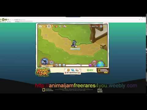 Animal jam free rares!