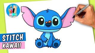 Dibujar Stitch Kawaii Videos 9tubetv