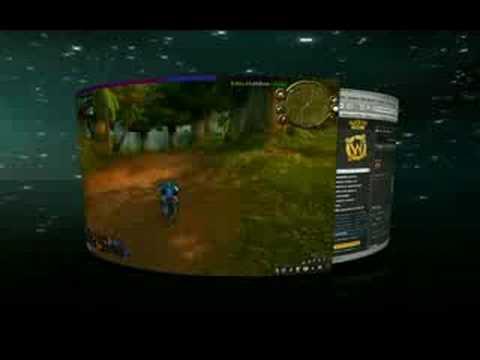 Ubuntu 8.04 + Compiz && Wine + World of Warcraft