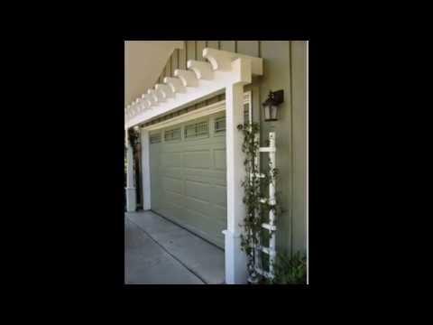 DIY Garage Doors Ideas