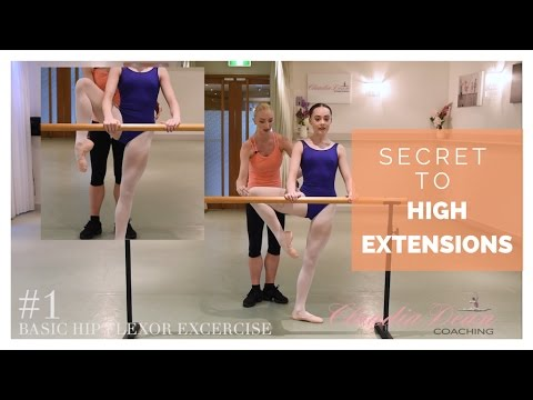 The Secret to HIGHER EXTENSIONS| PT 1