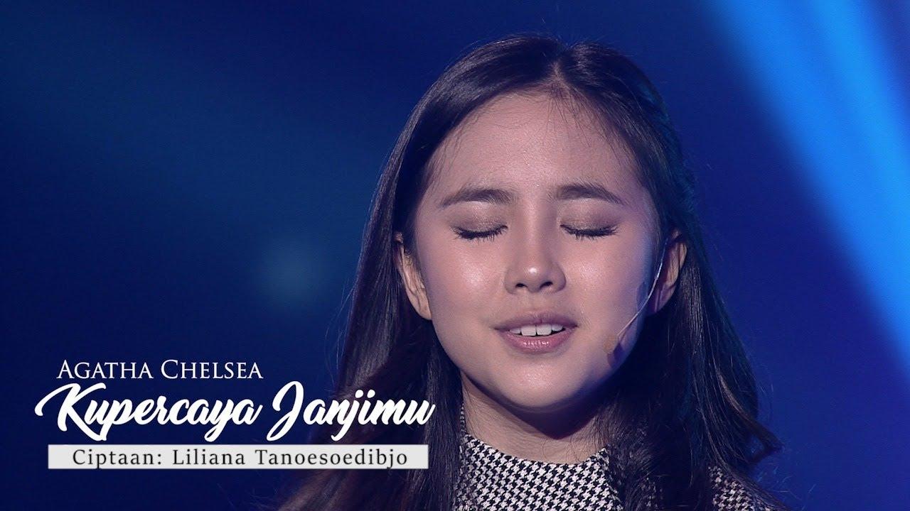 Download Agatha Chelsea - Kupercaya Janji MU (Official Lyric Video) MP3 Gratis
