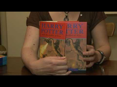 Harry Potter And The Goblet Of Fire - How To Spot A First Edition
