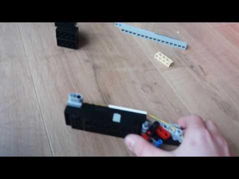 Lego Rubberband Gun + Mechanism
