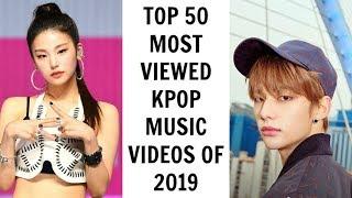 [TOP 50] MOST VIEWED KPOP MUSIC VIDEOS OF 2019 | April (Week 1)