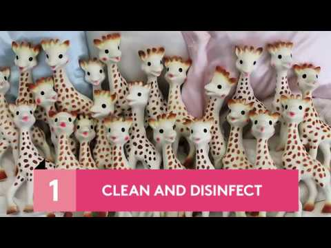 3 Cleaning Tips for Toys to Prevent Mold