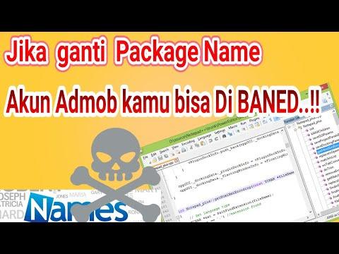 Jangan Sembarang Ganti Package Name,, sangat bahaya..!! simak penjelasannya