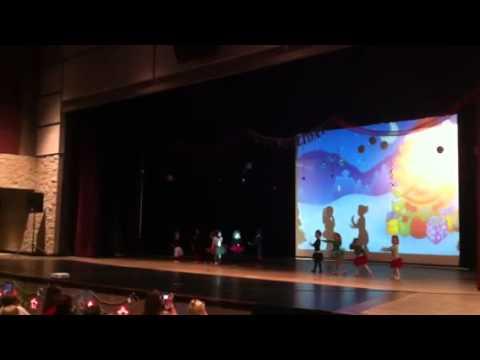 Edans first dance recital 12-18-11