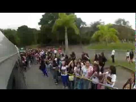 Chegada na Universidade Simón Bolivar, Venezuela!