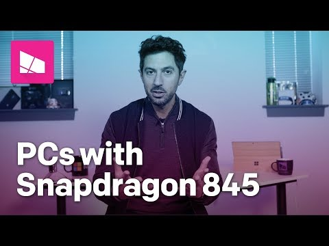 Snapdragon 845 on Always Connected Windows 10 devices #AskDanWindows 44
