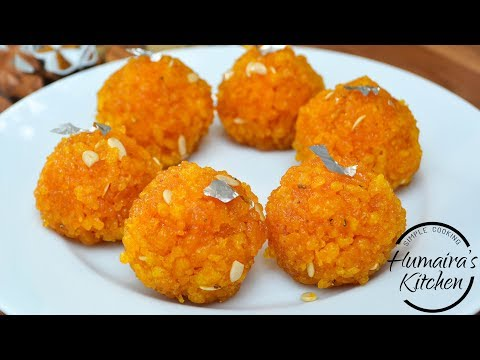 Boondi Ladoo Recipe Urdu | Hindi -  Perfect Motichur Laddus | Motichoor ladoo | Indian Sweet