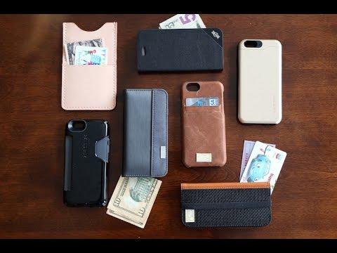 7 Best iPhone 6S / 6  Wallet Cases - Hex,Speck,Spigen,Moshi,DODOcase