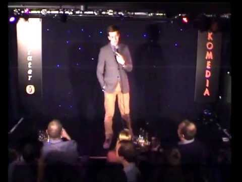 Stand Up Comedy - Chris Turner - Jokes and Freestyle Rap