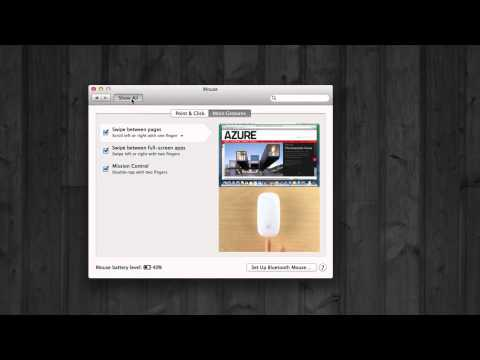 How to rename change name of your Magic Mouse Apple mouse