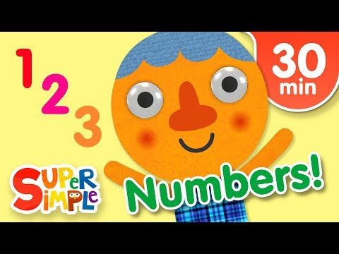 Xxx Mp4 Our Favorite Numbers Songs Kids Songs Super Simple Songs 3gp Sex