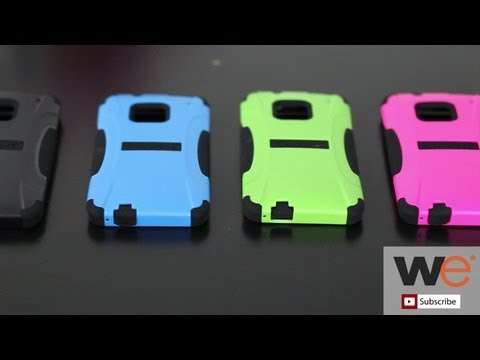 HTC One Trident Case Review