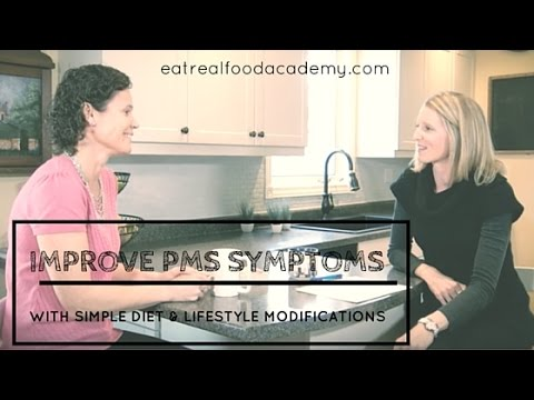 Improve PMS symptoms with simple diet and lifestyle modifications