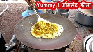 Diwali Special - Yummy ! Egg Dish Recipe | Indian Street Food