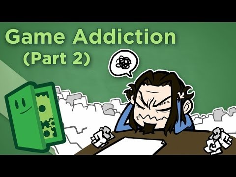 Game Addiction - II: How to Defeat Game Compulsion - Extra Credits