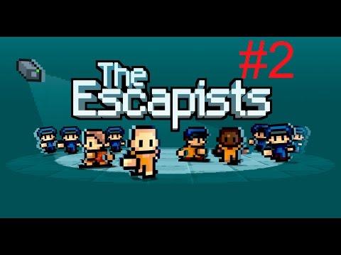 Metalshop job!!  [The Escapists #2]