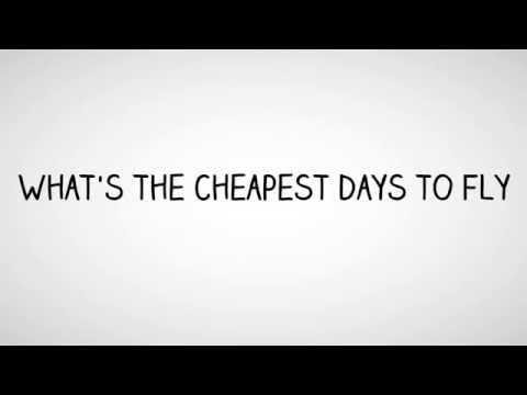 cheapest flights when to buy airline tickets