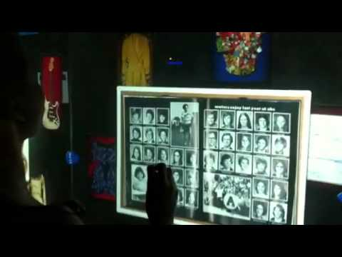 Hard Rock Multitouch Video Wall