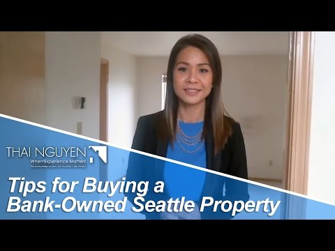 Seattle Real Estate: Tips for buying bank-owned properties