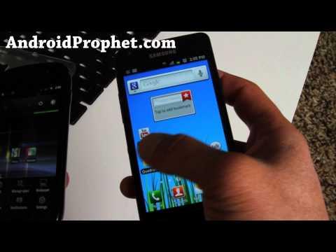 Samsung Galaxy S2 is World's Thinnest Phone!