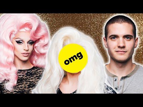 I Transformed Into A Drag Queen Feat. Miz Cracker
