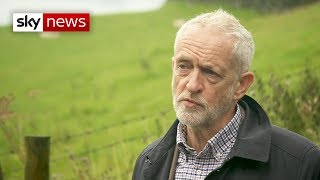 Corbyn searching for allies to block no-deal Brexit