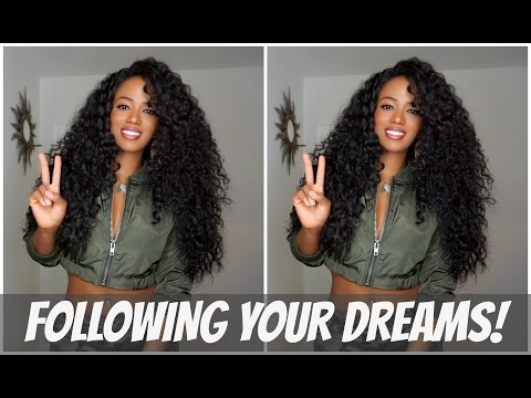 How To Follow Your Dreams + Going to College