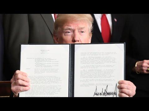 Stocks, business groups react to Trump's tariffs