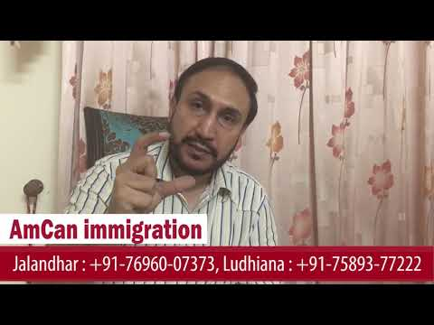 Canada Offer Letter by ICCRC Member Mr. P.S Gill