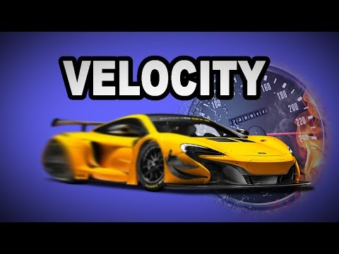Learn English Words: VELOCITY - Meaning, Vocabulary with Pictures and Examples