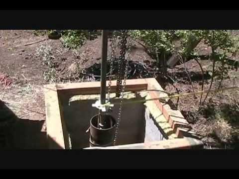 Deep Well Pump Installation.wmv