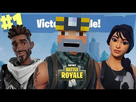 Hey, This Game Has Building! Fortnite Battle Royale on Xbox One!