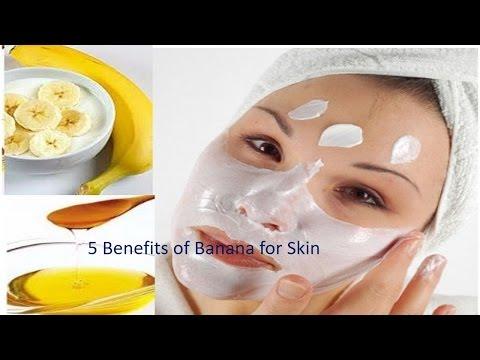 5 Benefits of Banana for Skin | Benefits of Banana for Skin