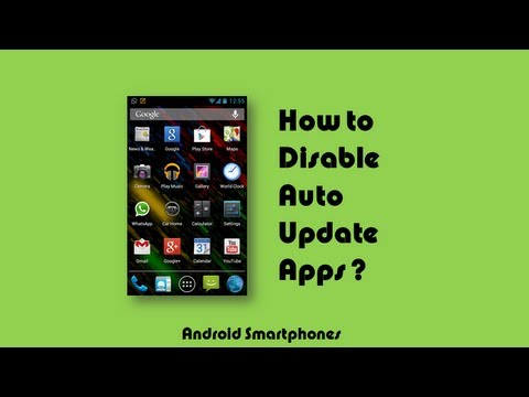 How To Disable Auto-Update Apps on Android