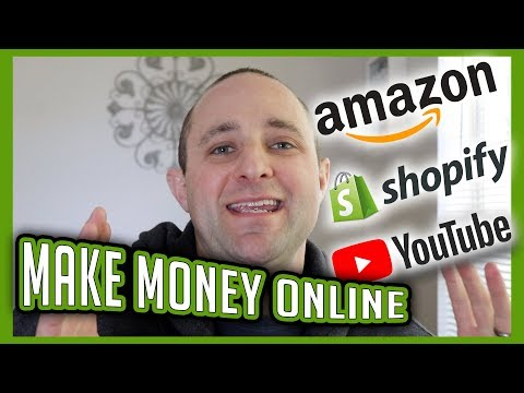 What's The Easiest Way To Make Money Online? (Shopify, Amazon FBA or Affiliate Marketing)