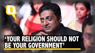 Separate Religion From Govt, or You Will Be Like Pak: Prakash Raj