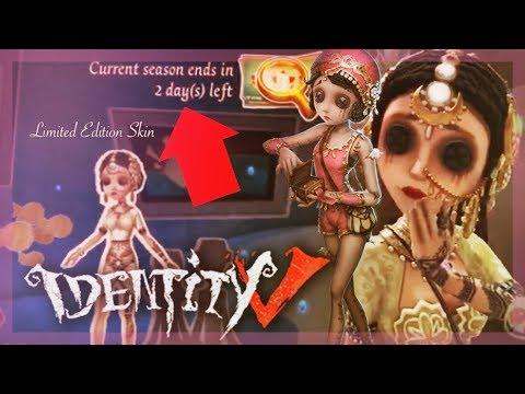 Sanskrit ♡ Female Dancer Gameplay/Montage ♡ Identity V - PakVim