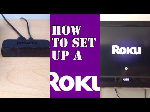 How To Set Up A Roku Express